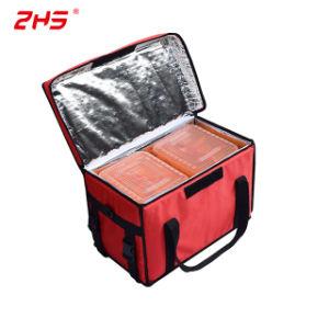 Isolation thermique du refroidisseur de livraison de nourriture sac fourre-tout pour boire les boîtes de conserve