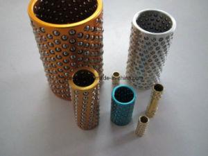 Gabbie di sfera di plastica di POM, fermo della sfera per cuscinetti, manicotto del cuscinetto a sfere di Fz, alberino della guida del cuscinetto a sfere di Misumi