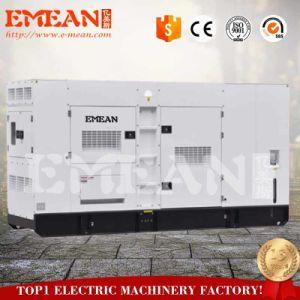 Une grande efficacité de la Chine meilleur 60kVA Groupe électrogène Diesel Marques Cummins