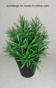 PE искусственных травяных культур растений покрытием для дома (49640)