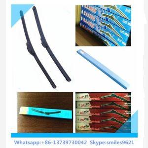 Windschutzscheiben-Universalvordere Gummiwischerblätter