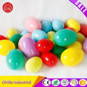 DIY ovo de páscoa de plástico brinquedo para seus filhos como dom