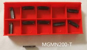 MGMN & MRMN Insérer outil de coupe pour la séparation et de rainurage
