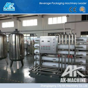 Wasserbehandlung-Maschine/System (AK-RO)