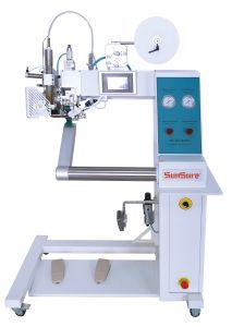 Cinta de aire caliente de costura de soldadura de sellado Lockstitch industriales máquina de coser