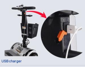 무능한과 연장자를 위한 고품질 싸게 전기 4개의 바퀴 기동성 스쿠터