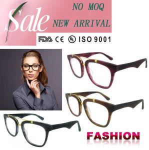 De nieuwe ModelAcetaat Eyewear van de Glazen van het Frame Eyewear