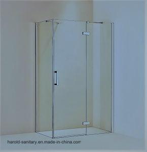 Hr-06 180 Grad-Sprung-Scharnier-Tür-Dusche-Gehäuse