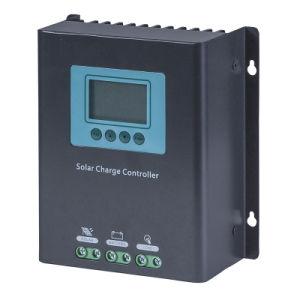 Fabricante 12V/24V/48V PWM Controlador de carga solar para el sistema de Energía Solar con pantalla LCD