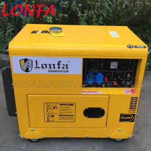 8 КВА бесшумный дизельный генератор, небольшие портативные дизельного генератора, использования в домашних условиях silent тип генератора дизельного двигателя
