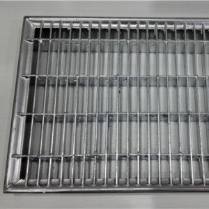 Caillebotis en acier galvanis pour l 39 tage mezzanine - Prix grille caillebotis acier galvanise ...