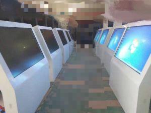 55 Outdoor Advertisng Ad Player Vidéo LCD Affichage LED de signalisation numérique panneau Affichage de l'écran numérique de la publicité commerciale