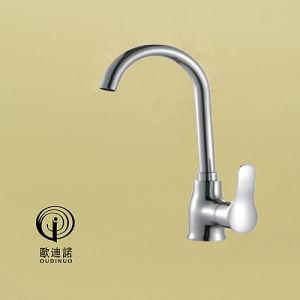 Oudinuo真鍮ボディ亜鉛Handlleのシャワーのミキサー68214