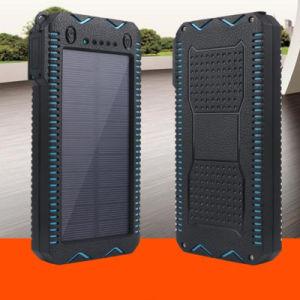 Banque d'énergie solaire multifonctionnel avec Allume-cigares 10000mAh chargeur solaire