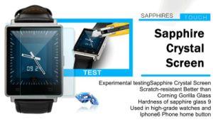 Nº 1 D6 3G Smartwatch el Teléfono celular teléfono inteligente Android