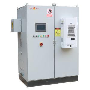 30kw DSP 디지털 고주파 금속 유도 가열 선반 롤러 열처리 공작 기계