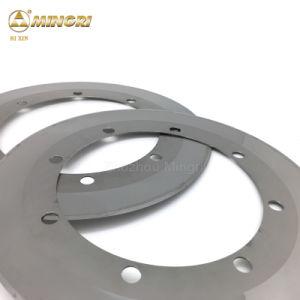 Lame rotative di carta del carburo di tungsteno della tagliatrice