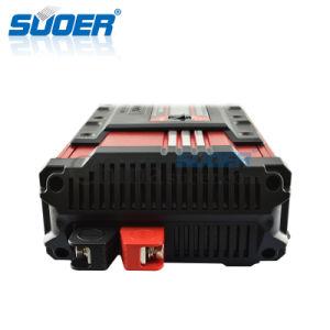 Suoer 1500W 24V 220V DC a AC Onda senoidal pura inversor de Energía Solar (FPC-D1500B)