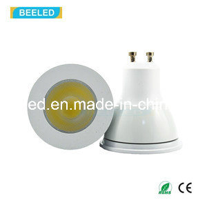 2016 neue GU10 3W COB Natural White Body LED Bulb Lamp