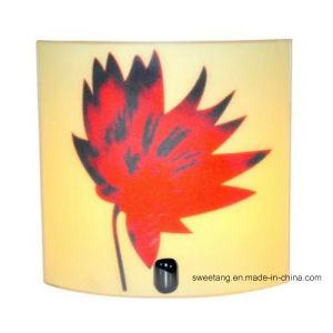 De eenvoudige Lamp van het Plafond van het Glas van het Beeldverhaal Vierkante voor het Licht van Kinderen