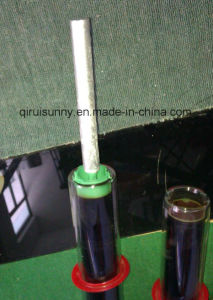 Acero Inoxidable Del Calentador De Agua Solar