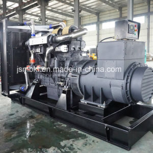800kw/1000moteur kvashangchai Groupe électrogène Diesel avec un an de garantie pièces de rechange
