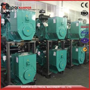Kpc500 450kVA/360kw 50Hz Atj Cummins19g3 Gerador eléctrico de gasóleo
