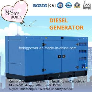 コンテナに詰められた発電所500kw/625kVAのディーゼル発電機