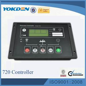 Contrôleur diesel de générateur de pièces de rechange du générateur Dse720