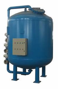 Los filtros de presión de filtración y tratamiento de agua potable e industrial