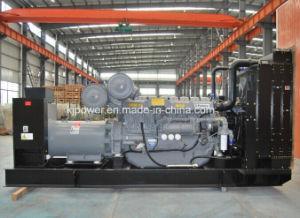 50Гц 1125ква дизельных генераторных установок на базе двигателя Perkins