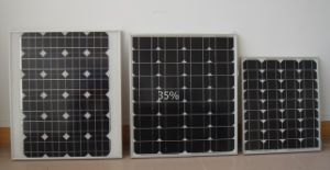 太陽モジュール