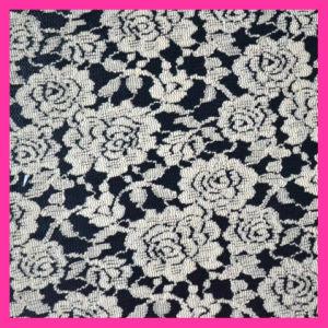 Tissu en nylon 162 de lacet de mode