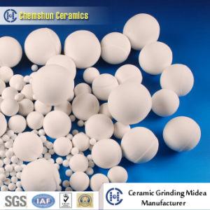 Les billes en céramique d'alumine comme ciment Mill meuleuse (mieux que les billes en acier chrome)