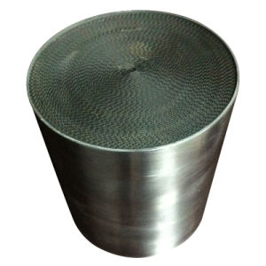 Substrat métallique