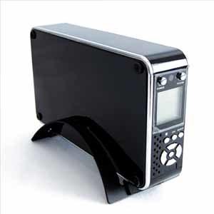 3.5 LCD 스크린 (KL-HD07)를 가진 인치 HDD 선수