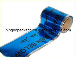 Het aluminium bedekte de Ondergrondse Opspoorbare Band van de Voorzichtigheid, de Band van de Barrière met een laag