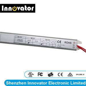 alimentazione elettrica ultra sottile di 18W 12V LED per la casella chiara, Ce certificato RoHS