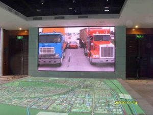 P3 clear view intérieure pleine couleur Affichage LED de l'écran
