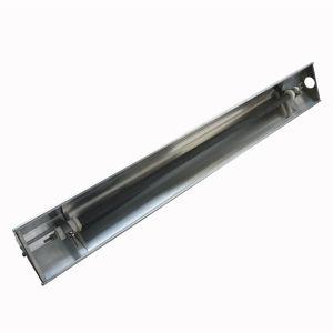 完全放射体の反射鏡が付いている陶磁器の赤外線サウナの管のヒーター