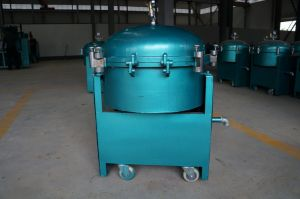 Filtro Yglq600 dall'olio di arachide di Guangxin