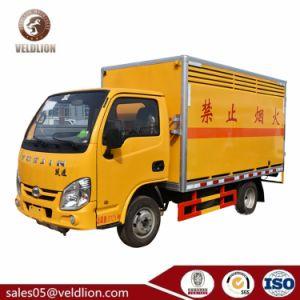 4 Ton Explosion-Proof Dongfeng Exército Veículo Lorrying 4ton Van Veículo de Carga