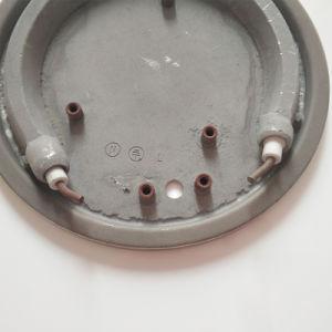 Vendas diretas da fábrica de alumínio de fonte de energia elétrica o jarro da placa de aquecimento