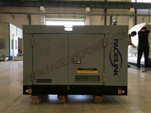 12.5kVA Ce/ISO를 가진 Kubota에 의하여 강화되는 침묵하는 디젤 엔진 발전기 또는 생성 세트