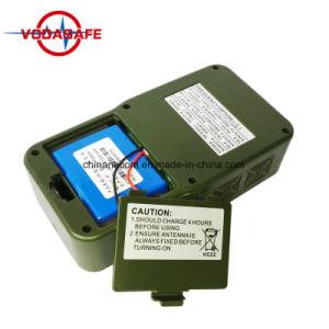 8 de Stoorzender van de Telefoon van de Cel van het kanaal, Stoorzender van de Telefoon van de Macht van 8 Banden de Regelbare Cellulaire, de Mobiele Stoorzender van het Signaal, GPS van 8 Banden GSM Blocker van het Signaal