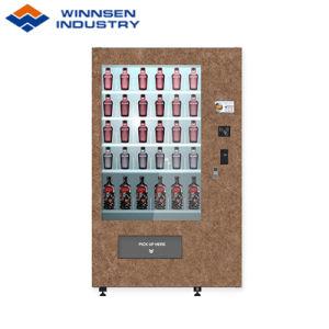 Distributore automatico della birra di Champagne del vino rosso di Winnsen con il sistema dell'elevatore