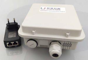방수 IP67를 가진 1개의 근거리 통신망 운반 4G Lte 산업 무선 대패, SIM 카드, 2*2 4G/WiFi MIMO 안테나