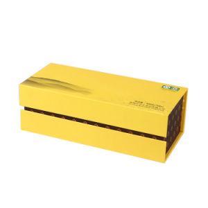 주문 음식 선물 상자 마분지 종이 엄밀한 차 저장 포장 상자