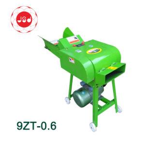家禽挿入のための9zt-0.6工場販売の電動機の干し草のカッター