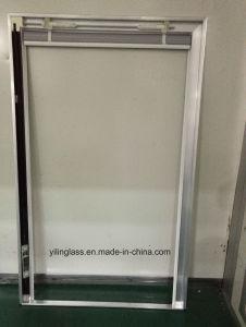 Stores magnétique de votre châssis du système de double vitrage verre